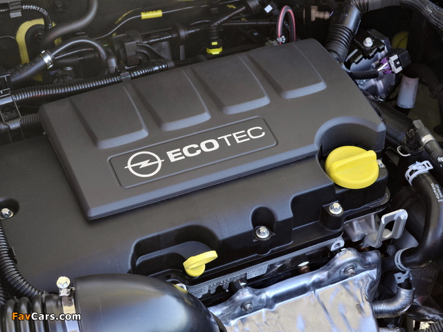 Opel Corsa Turbo 5-door ZA-spec (D) 2013 photos (640 x 480)