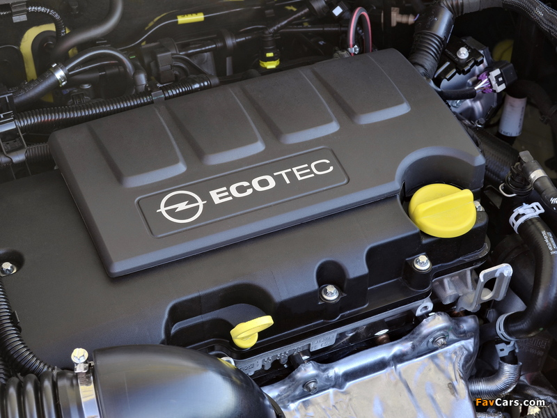 Opel Corsa Turbo 5-door ZA-spec (D) 2013 photos (800 x 600)
