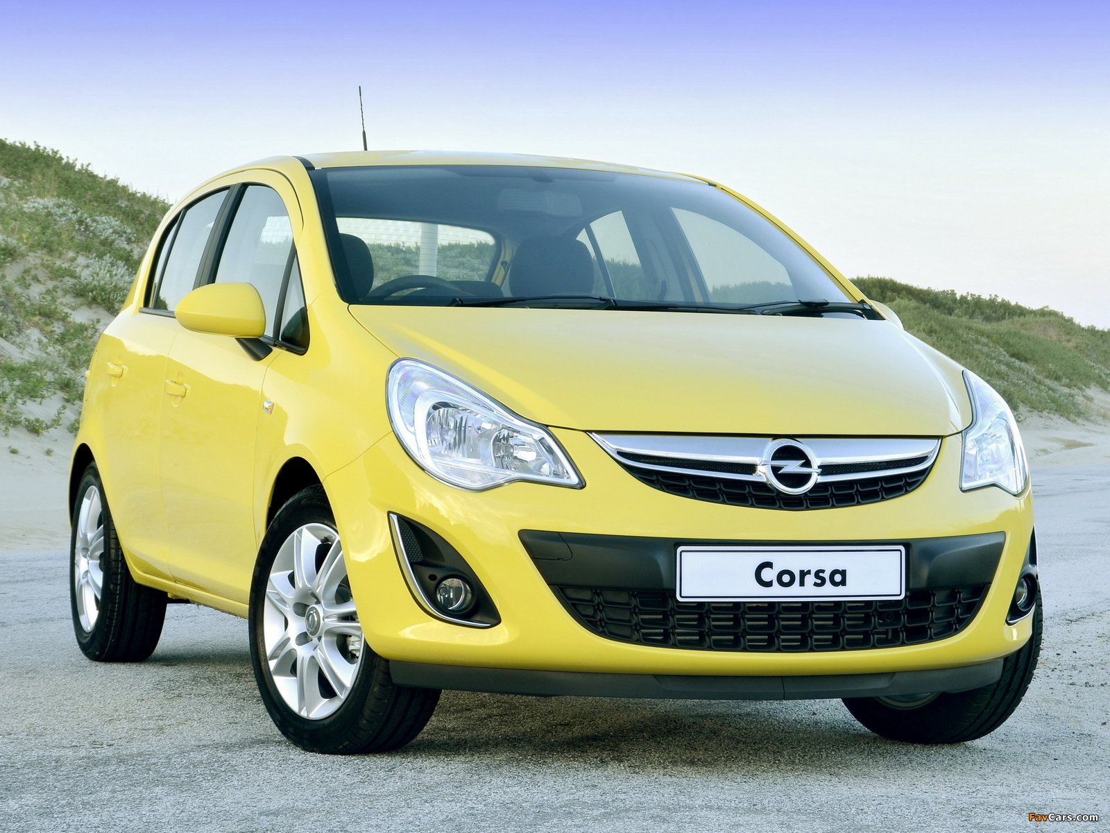 Opel Corsa Turbo 5-door ZA-spec (D) 2013 photos (1600 x 1200)
