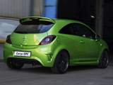 Opel Corsa OPC Nürburgring Edition ZA-spec (D) 2013 photos