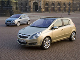 Opel Corsa images