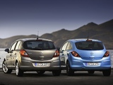 Opel Corsa wallpapers