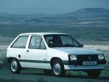 Photos of Opel Corsa 3-door (A) 1982–90