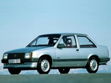 Photos of Opel Corsa TR 2-door (A) 1983–85