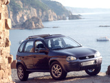 Photos of Opel Scamp II Concept 1994