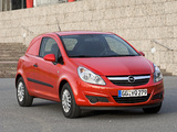Photos of Opel Corsavan (D) 2007