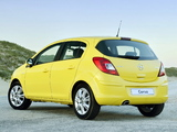 Photos of Opel Corsa Turbo 5-door ZA-spec (D) 2013