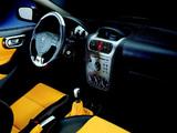 Photos of Irmscher Opel Corsa 3-door (C)