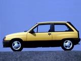 Photos of Opel Corsa 1.3 GT (A)