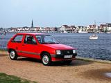 Pictures of Opel Corsa 3-door (A) 1982–90