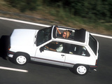 Pictures of Opel Corsa Steffi Graf Special (A) 1986–89