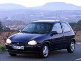 Pictures of Opel Corsa Swing 3-door (B) 1998–2000
