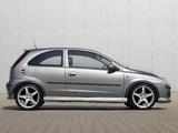 Pictures of Steinmetz Opel Corsa 3-door (S) 2004