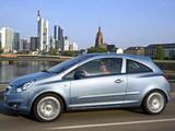 Pictures of Opel Corsa 3-door (D) 2006–09