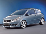 Pictures of Irmscher Opel Corsa 3-door (D) 2006–10