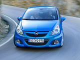 Pictures of Opel Corsa OPC (D) 2007–10