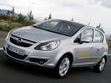 Pictures of Opel Corsa 5-door ecoFLEX (D) 2009–10