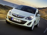Pictures of Opel Corsa 3-door (D) 2010