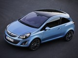 Pictures of Opel Corsa Color Edition 3-door (D) 2010