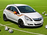 Pictures of Opel Corsa Football Championship Edition (D) 2010