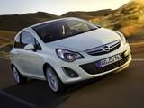 Pictures of Opel Corsa 3-door (D) 2010
