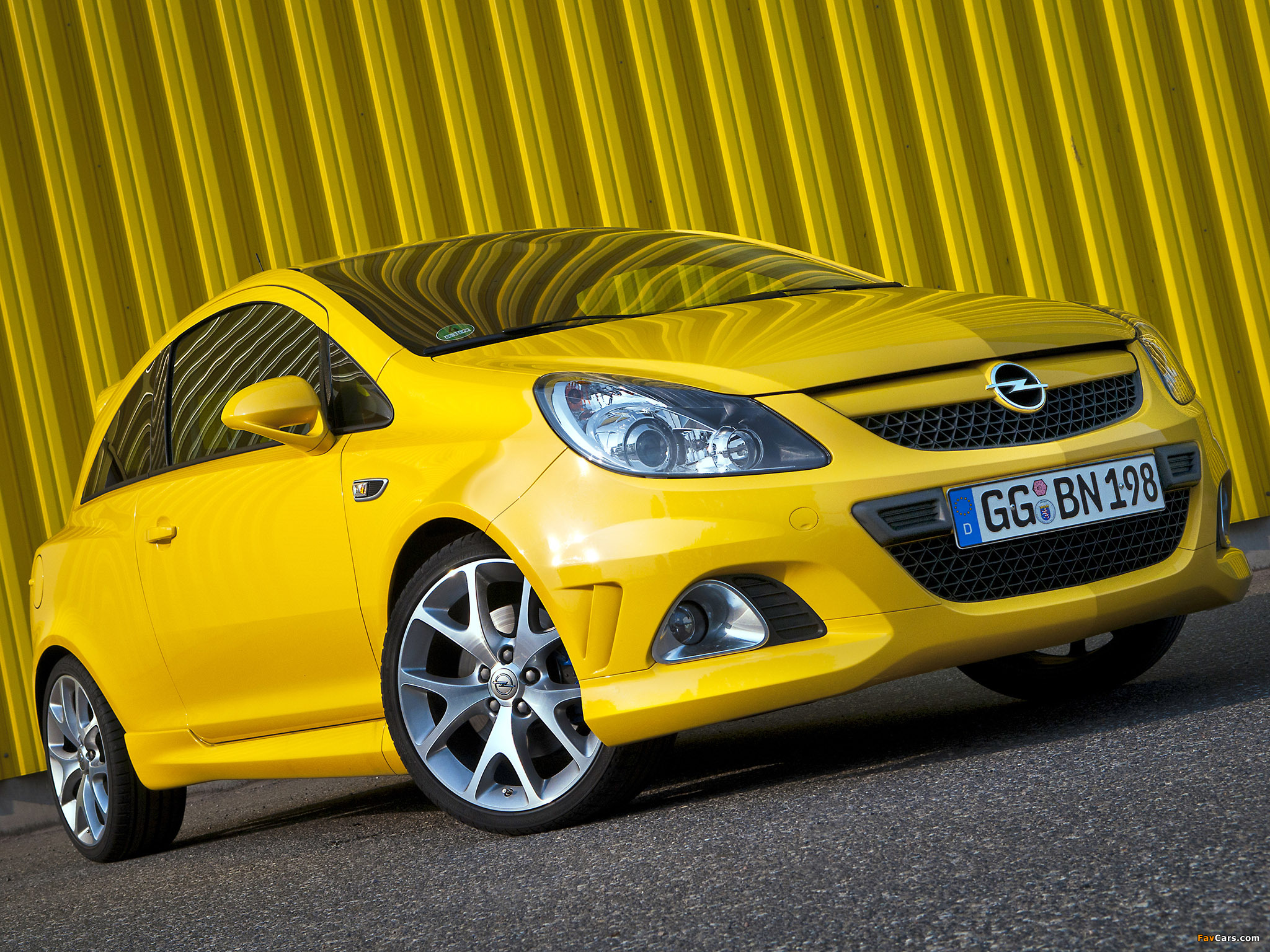 Pictures of Opel Corsa OPC (D) 2010 (2048 x 1536)