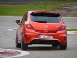 Pictures of Opel Corsa OPC Nürburgring Edition (D) 2011