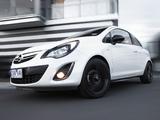Pictures of Opel Corsa Color Edition 3-door AU-spec (D) 2012–13