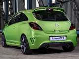 Pictures of Opel Corsa OPC Nürburgring Edition ZA-spec (D) 2013