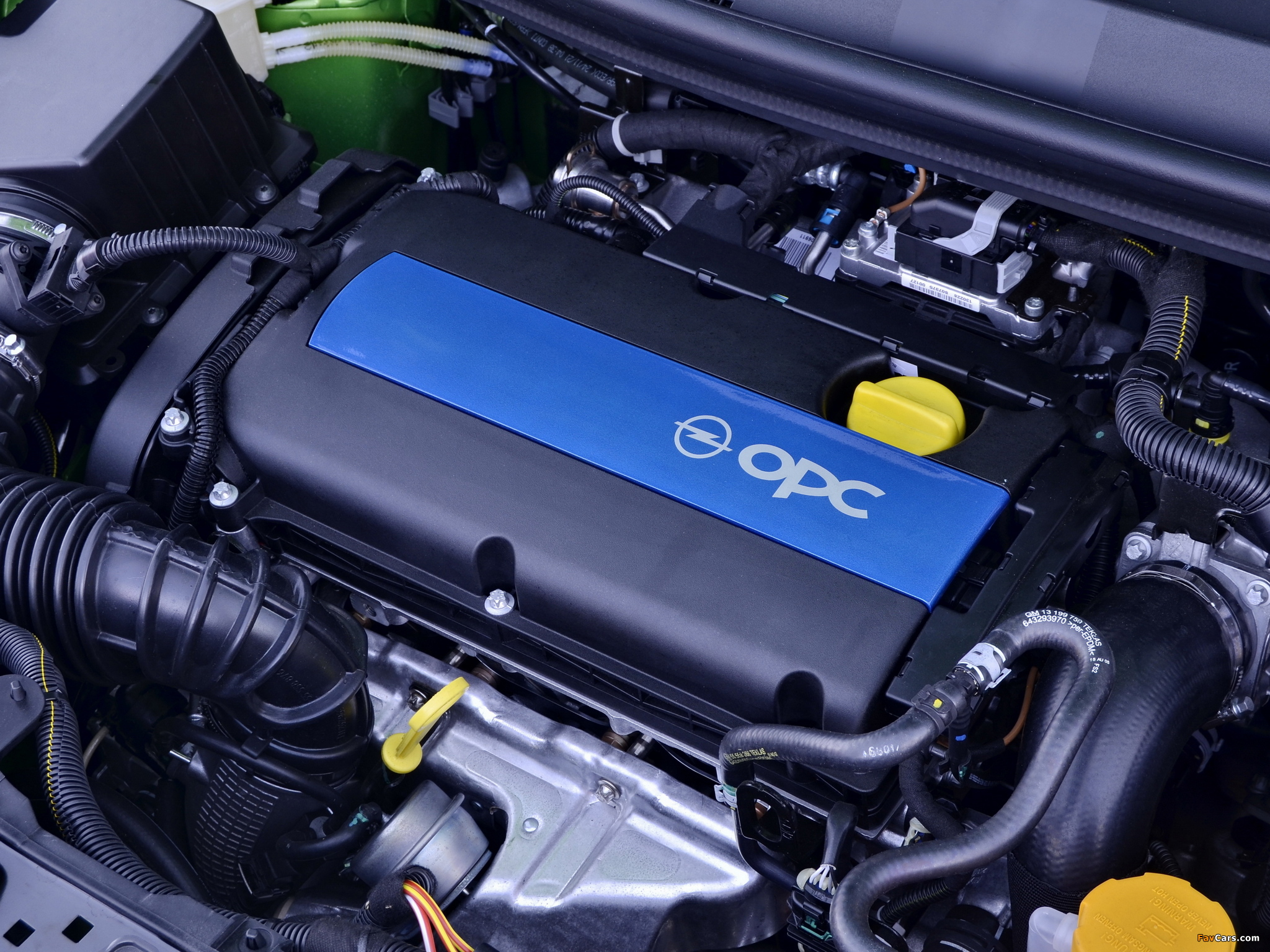 Pictures of Opel Corsa OPC Nürburgring Edition ZA-spec (D) 2013 (2048 x 1536)