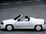 Opel Corsa Spider Concept 1982 wallpapers