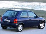 Opel Corsa Swing 3-door (B) 1998–2000 wallpapers