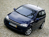Opel Corsa GSi (C) 2000–06 wallpapers