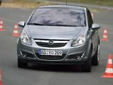 Opel Corsa 3-door (D) 2006–09 wallpapers