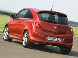 Opel Corsavan Concept (D) 2006 wallpapers