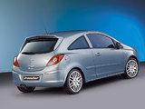 Irmscher Opel Corsa 3-door (D) 2006–10 wallpapers