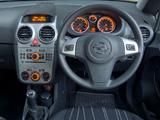 Opel Corsa 5-door ZA-spec (D) 2007–09 wallpapers