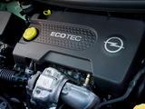 Opel Corsa 3-door ecoFLEX (D) 2009–10 wallpapers