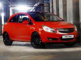 Opel Corsa Color Edition 3-door ZA-spec (D) 2010–11 wallpapers