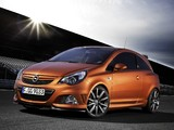 Opel Corsa OPC Nürburgring Edition (D) 2011 wallpapers