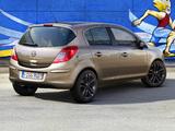 Opel Corsa Kaleidoscope Edition 5-door (D) 2012 wallpapers