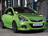 Opel Corsa OPC Nürburgring Edition ZA-spec (D) 2013 wallpapers