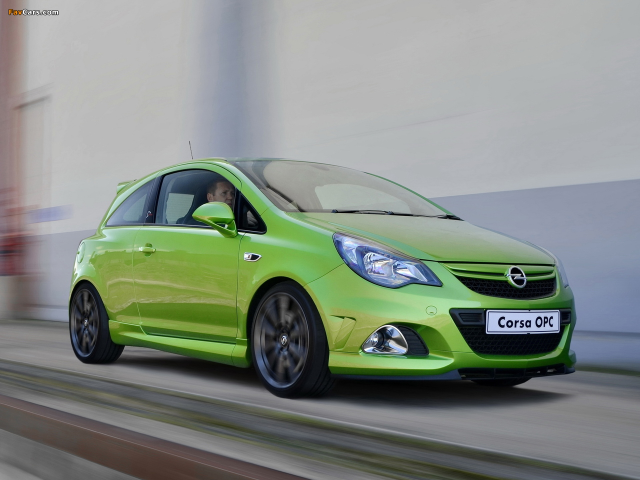 Opel Corsa OPC Nürburgring Edition ZA-spec (D) 2013 wallpapers (1280 x 960)