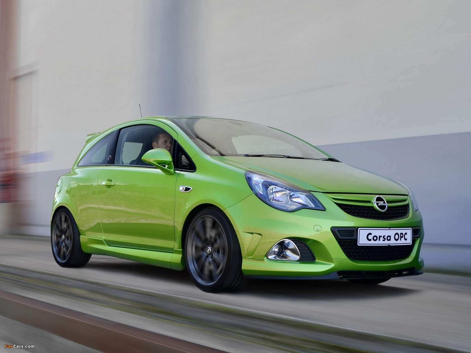 Opel Corsa OPC Nürburgring Edition ZA-spec (D) 2013 wallpapers (1600 x 1200)