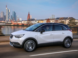 Images of Opel Crossland X Turbo 2017