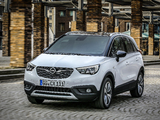 Pictures of Opel Crossland X Turbo 2017