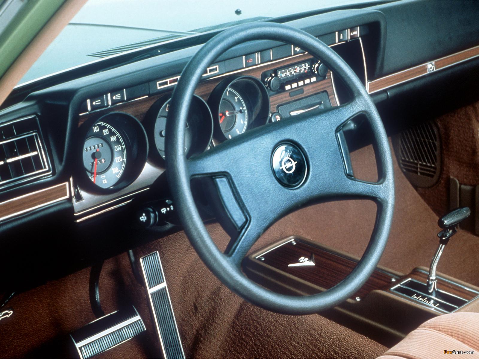 Images of Opel Diplomat V8 (B) 1969–77 (1600 x 1200)