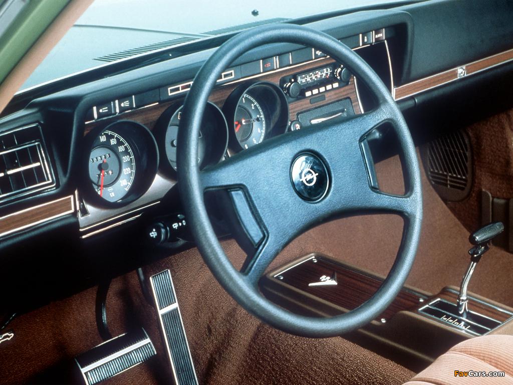 Images of Opel Diplomat V8 (B) 1969–77 (1024 x 768)