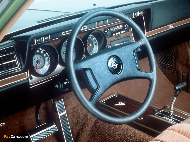 Images of Opel Diplomat V8 (B) 1969–77 (800 x 600)