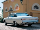 Opel Diplomat V8 Coupe (A) 1965–67 pictures